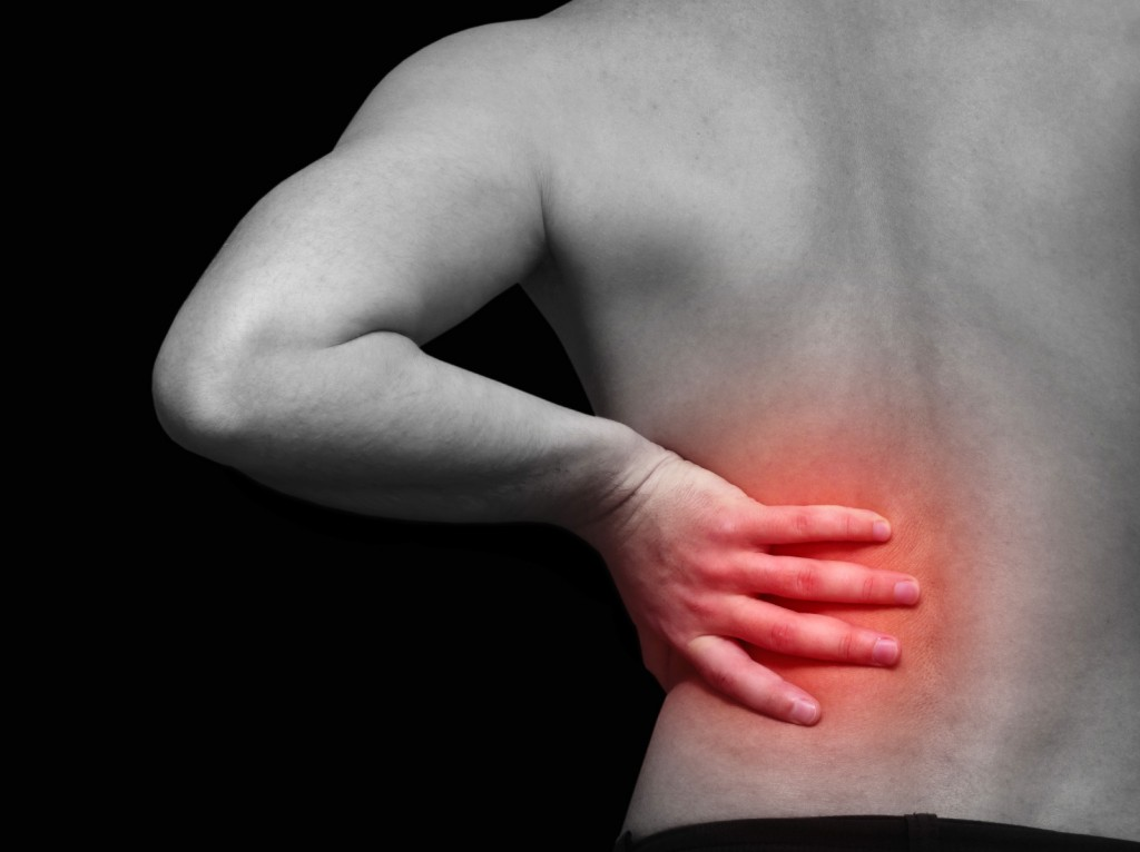 treating back pain with physiotherapy